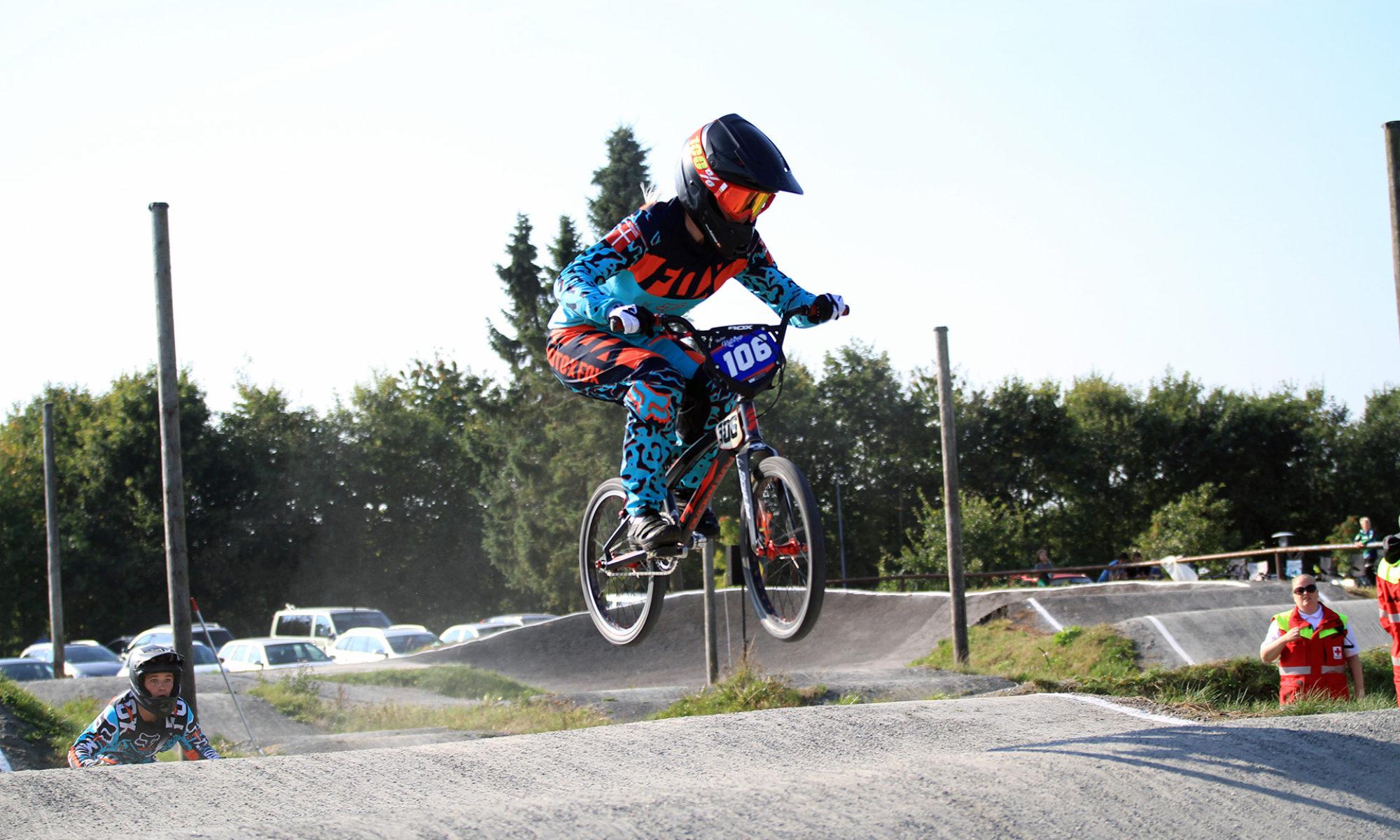 RANDERS BMX